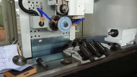 数控花键磨床-功能部件-修整器主轴
