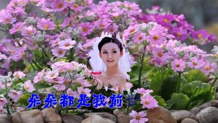 经典配乐诗朗诵<一棵开花的树>