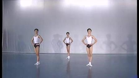 北舞附中古典舞舞蹈基础基本功示例课2年级第1学期5 身韵训练