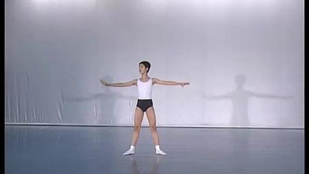 北舞附中古典舞舞蹈基础基本功示例课2年级第1学期4 技巧训练