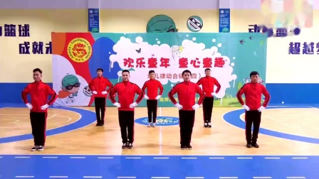 《YMCA》幼儿园律动-超清720P