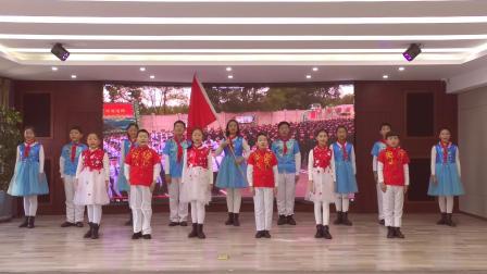 音舞诗画《致敬,人民警察!》墨林艺术学校演出