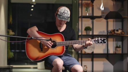 OTIS奥司 41云桃Martin-D桶亮光面单新经典系列吉他FD-22BS《外面的世界》
