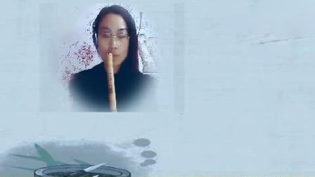 《卧龙吟》作词:王健,作曲:谷建芬,洞箫:小崔.wmv