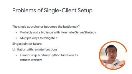 Inside TensorFlow: Parameter server training