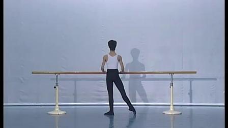 北舞附中古典舞舞蹈基础基本功示例课3年级第1学期1 把上训练