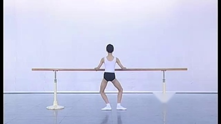 北舞附中古典舞舞蹈基础基本功示例课2年级第2学期1 把上训练