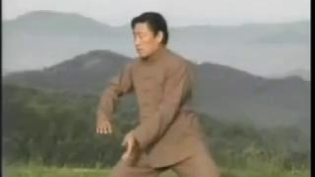 陈氏太极拳-缠丝功(中)陈小旺