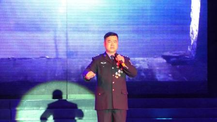 诗朗诵《人民警察赋》作者:艾明波 朗诵:赵兵