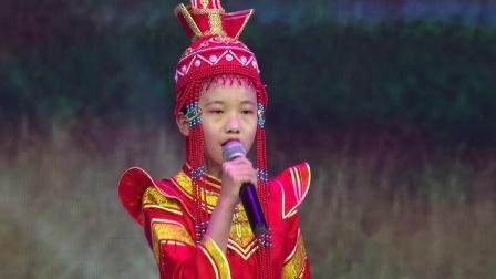 397号、李佳禾、独唱《奔腾》 、儿童B组、指导老师:冯雪垣、选送单位:冯老师声乐艺术表演中心