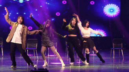 青岛城市管理学校2021艺术节文艺汇演教师舞蹈《嗨起来》指导老师:傅振生、闫冬