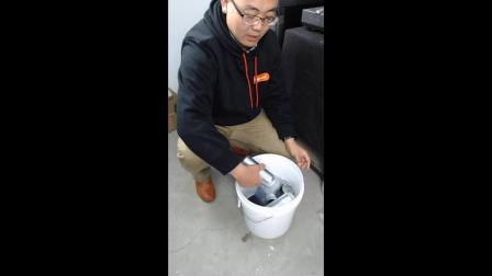 Kegland 易拉罐灌装啤酒封口操作