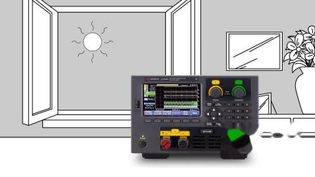 台式电子负载具有内置数据记录器-EL30000系列(第2/4部分)