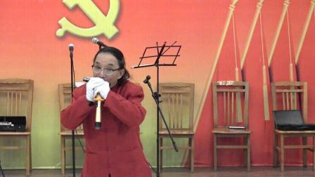 南京口琴乐团 独奏《牧歌》