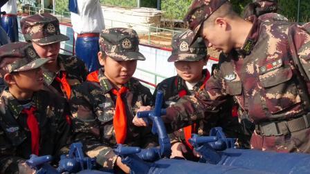 建瓯市少年军校揭牌仪式2020.12.2