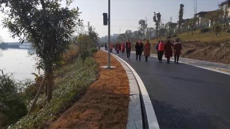 重庆又一大型公园璧山古道湾公园开园,游人赞叹不已