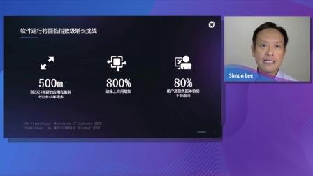 DynatraceGo CIO-通过AI和自动化简化企业云-Simon Lee