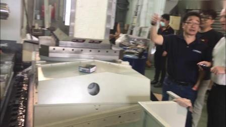 台湾新卫EUMACH-MB-3200动柱式立卧转换五面体加工中心.