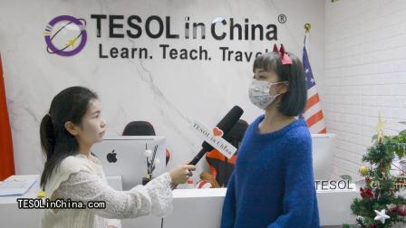 TESOL优秀学员对TESOL课程的感想-泰孚教育