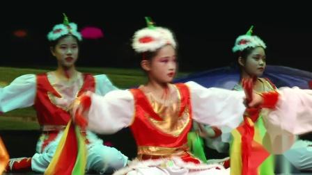 山东省青少年跨年联欢晚会-大牌舞蹈-吉祥筷子