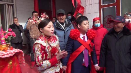 董李鹏 张阳喜结良缘新婚庆典 (2)