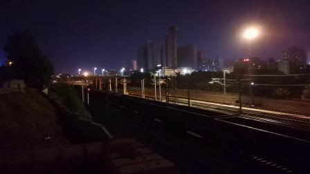 20200709 215559 阳安线HXD2货列出汉中站