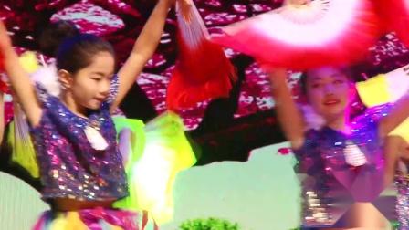 山东青少年跨年联欢晚会-舞之坊艺术-彩蝶飞舞