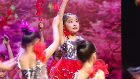 山东青少年跨年联欢晚会-舞之坊艺术-花儿那样红