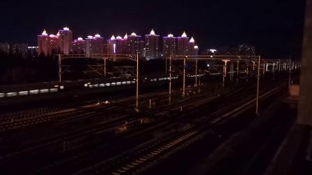 20200712 210324 西成高铁D1905次列车出汉中站