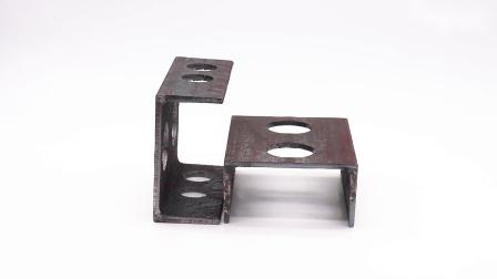 海目星激光切管机管材类型全覆盖:槽钢切割