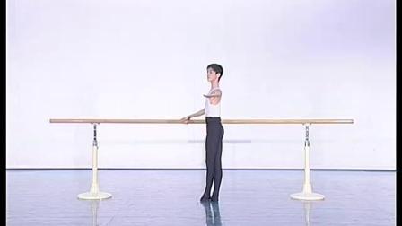 北舞附中古典舞舞蹈基础基本功示例课3年级第2学期1 把上训练