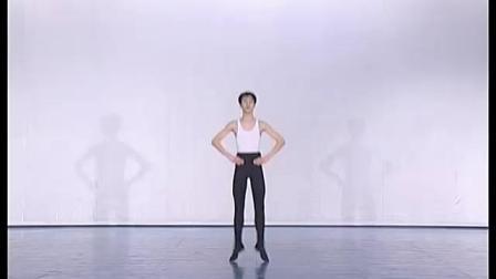 北舞附中古典舞舞蹈基础基本功示例课3年级第2学期3 跳的训练