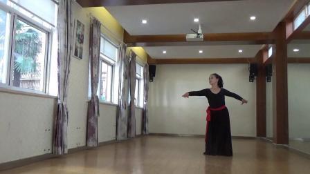 蒙古舞蹈   安和桥   习舞,月亮