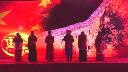 诗朗诵《我和我的祖国》崔荣、张艳玲、马莉、张慈、红玉、韩玉龙