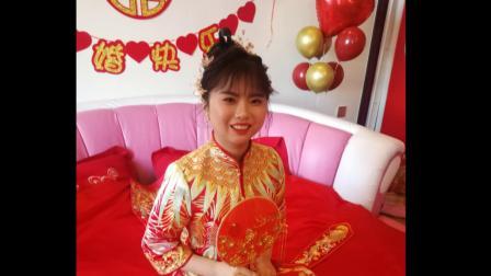 结婚庆典;王欢 姜懿轩二0年十二月十二日.VSP