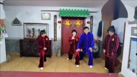 崔仲三老师讲太极拳练习注意事项
