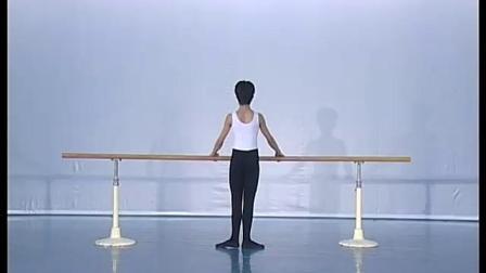 北舞附中古典舞舞蹈基础基本功示例课4年级第1学期1 把上训练