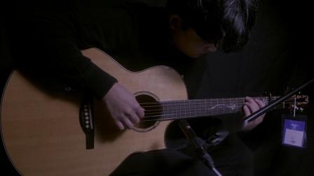 杨楚骁指弹演奏 周杰伦 《晴天》乌托邦吉他银杏