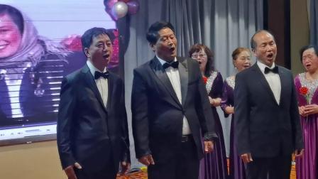 快乐合唱团2021年新春团拜会