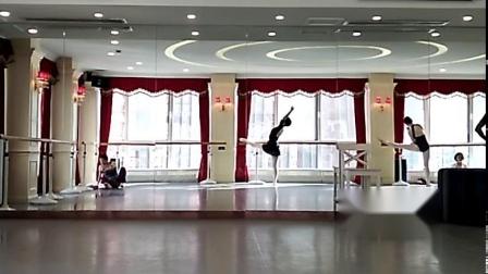 成人业余芭蕾-课后自娱-2021.1.16