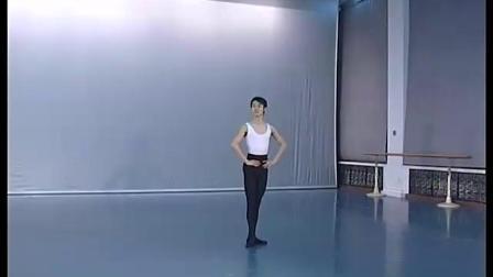 北舞附中古典舞舞蹈基础基本功示例课4年级第1学期4 技巧训练