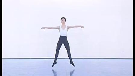 北舞附中古典舞舞蹈基础基本功示例课4年级第2学期3 跳的训练