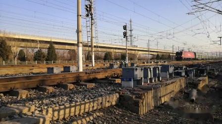 天津站车迷候车室火车视频集44-2021开年篇