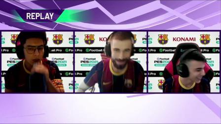 PES 2021 FC BARCELONA VS ARSENAL FC eFootball.Pro