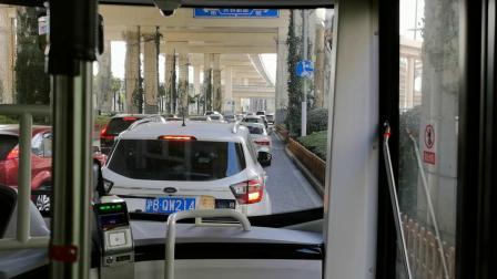 【巴士三公司】829路公交车(S2Y-0778)(东体育会路甘河路-茅台路威宁路)全程