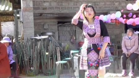 苗族舞蹈 Cia Rau Lwm Tiam 完整字幕版