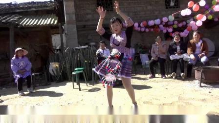 #苗族姑娘# 苗族舞蹈good time 美好时光
