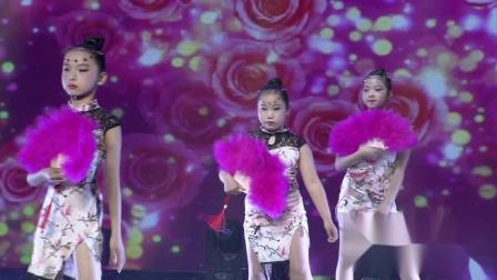 83童梦中原2021少儿舞蹈大赛-民权冠军舞团学校-玫瑰玫瑰我爱你
