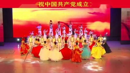 汉派枫艺术团庆祝《中国共产党建党100周年》专场演出