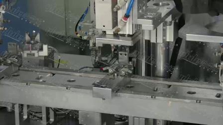 长L型门窗传动器自动装配设备